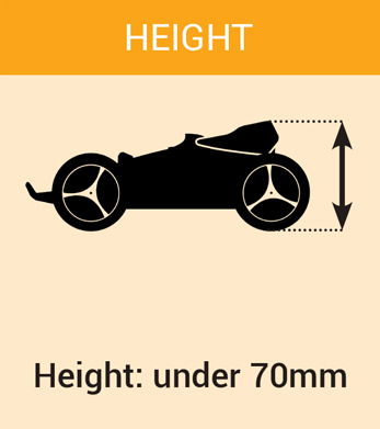Height mini4wdstreet