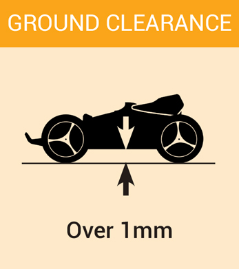ground clearance mini4wdstreet
