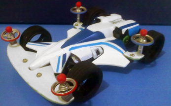 Ray-Hawk-Gamma