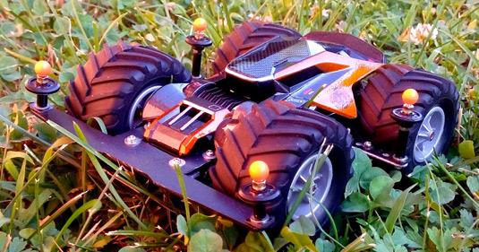Wild Mini 4WD Category